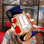 MaiYaCa Dragon Ball GT High Quality Classic Phone Accessories Case For IPhone X XS XR XS MAX 7plus 6 6s 7 8 8Plus 5 5S 5C Case