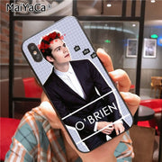 MaiYaCa Dylan O'Brien Teen Wolf On Sale! Luxury Cool Phone Case For IPhone X XS XR XS MAX 8plus 7 6splus 5s Se 5c 7plus Case