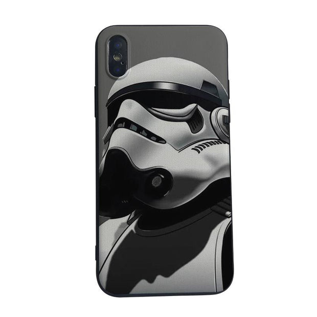 MaiYaCa For Coque Iphone 8 Plus Star War Soft Silicon Cover Case For Iphone 5 5s SE 6s 6plus 7 8plus 8 X XS XR XSMAX Cover Capa