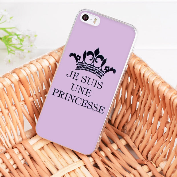 coque iphone 7 crown