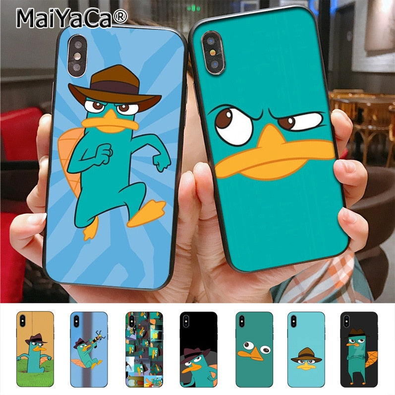 perry the platypus coque iphone 6