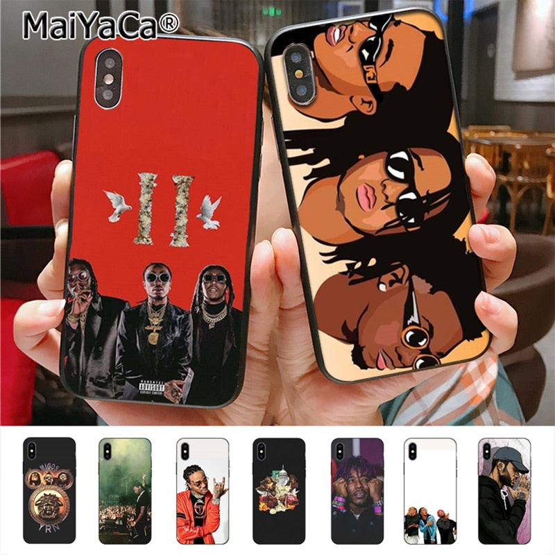 coque iphone 7 migos