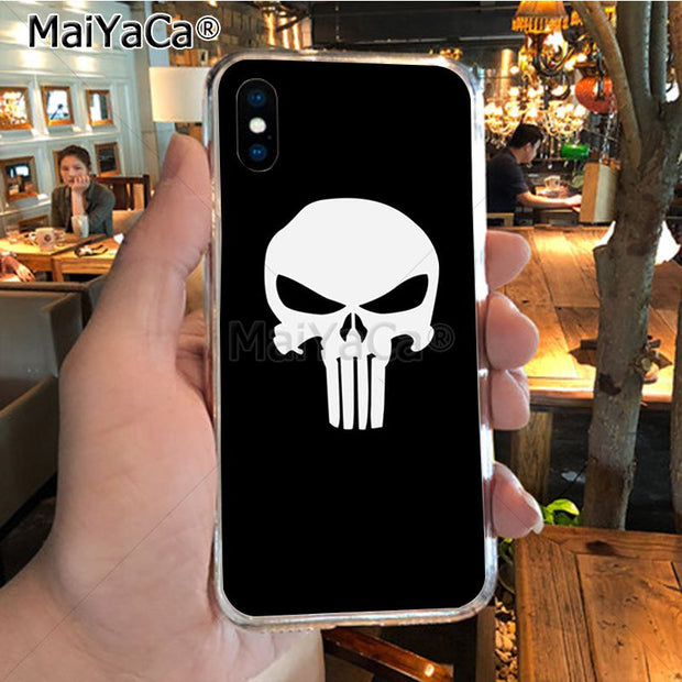 cover iphone 6 punisher