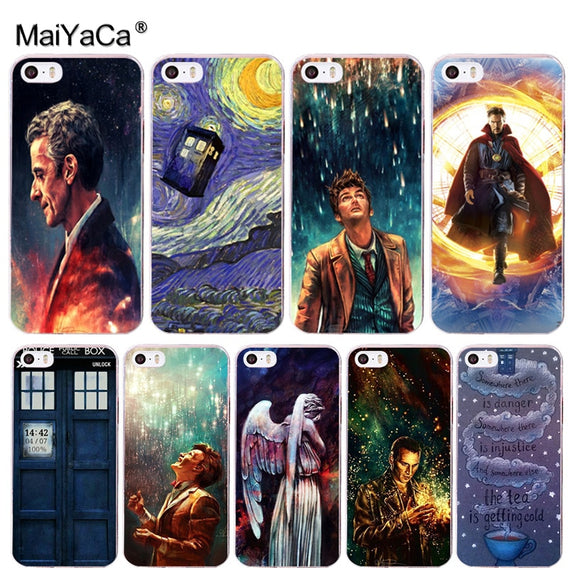 coque iphone xs doctor who