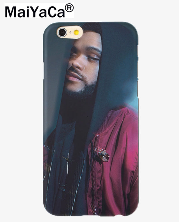 coque iphone 8 the weeknd