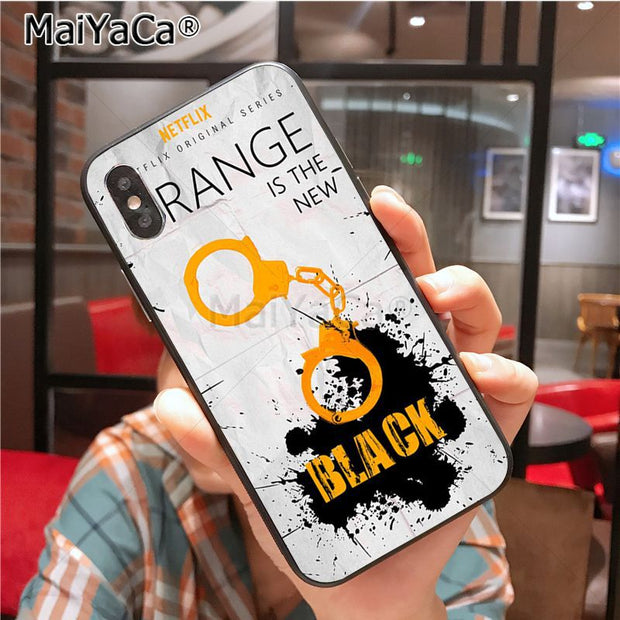 MaiYaCa Orange Is The New Black Poster TV Show Hot Selling Phone