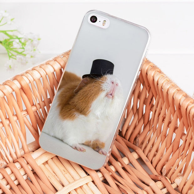 iphone xs max case guinea pig
