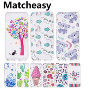 Matcheasy For Funda IPhone 6 Case 6S 7 Plus X Cute Flora Soft TPU For Cover IPhone 7 Case Transparent For Coque IPhone 8 Case