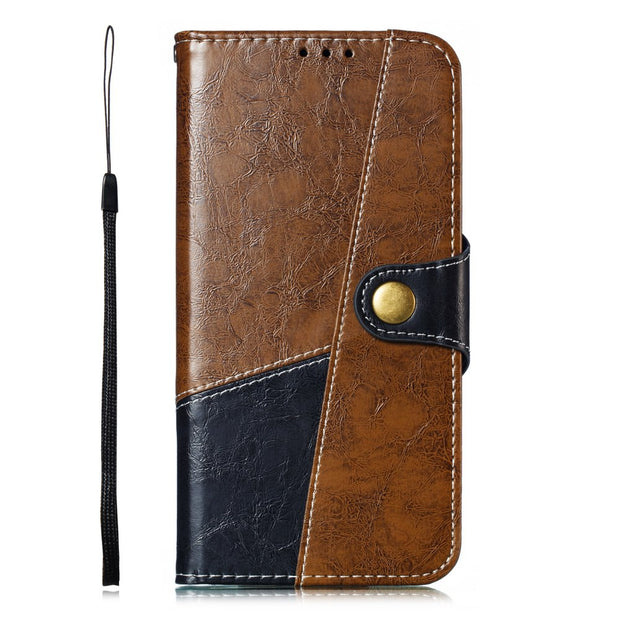 Gentle Men and lady 10 Card ID Credit Card PU leather Black Color case holder