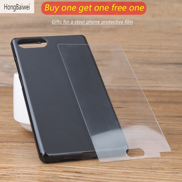 Mobile Phone Protective Cover Is Applicable For Doogee MIX Anti Dropping Mobile Phone Toughened Glass For Doogee MIX Case