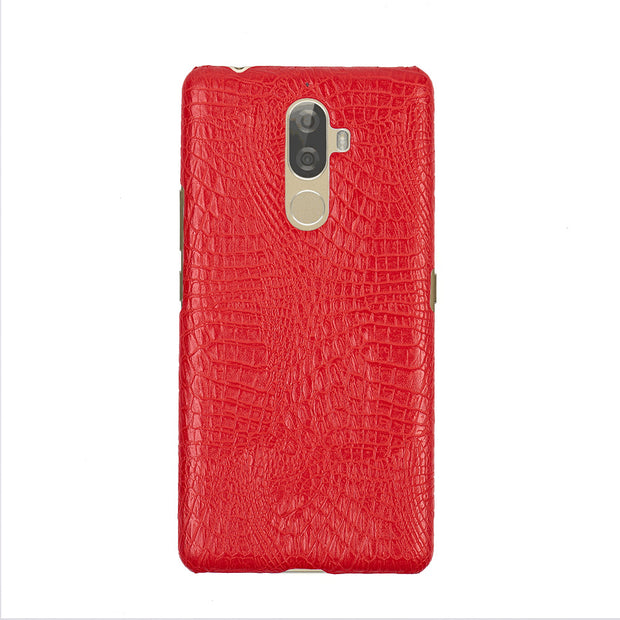 New Arrival For Lenovo K8Note Case 5.5inch Luxury Crocodile Skin Hard Book Cover For Lenovo K8 Note Phone Bag Case