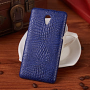 New Arrival For Lenovo P2 P2a42 Case 5.5inch Retro Crocodile Skin Protective Cover For Lenovo Vibe P2 C72 A42 Phone Bag Case