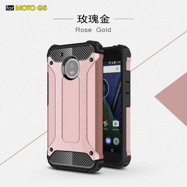 PC Armor TPU Case For Motorola Moto G5 G 5th Gen XT1672 Silicon Anti-Shock Hard Protection Cover For Moto G 5 Cedric XT1676 Case