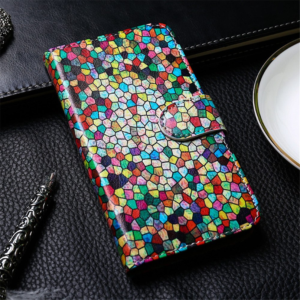 PU Leather Case For Alcatel U5 Cases Flip Coque For Alcatel Shine Lite  Verso 5044 A3 5046X A7 XL 1X 1C Cover Bumper Housing Bag