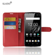 Phone Case For Oukitel K10 With Stand Flip Cover Wallet PU Leather Bag Skin KLAIDO Luxury Book Style Smart Phone Shell