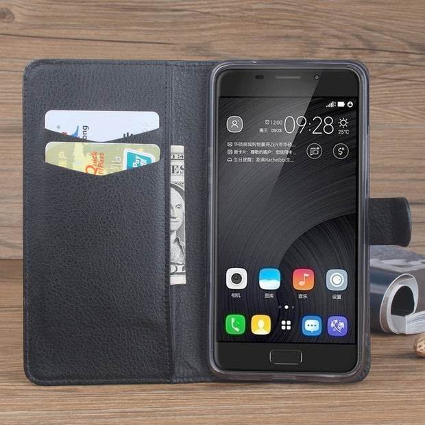 Phone Case For Zenfone 3S Max ZC521TL Phone Wallet Leather For Asus Max Zc550kl Mobile Phone Cover