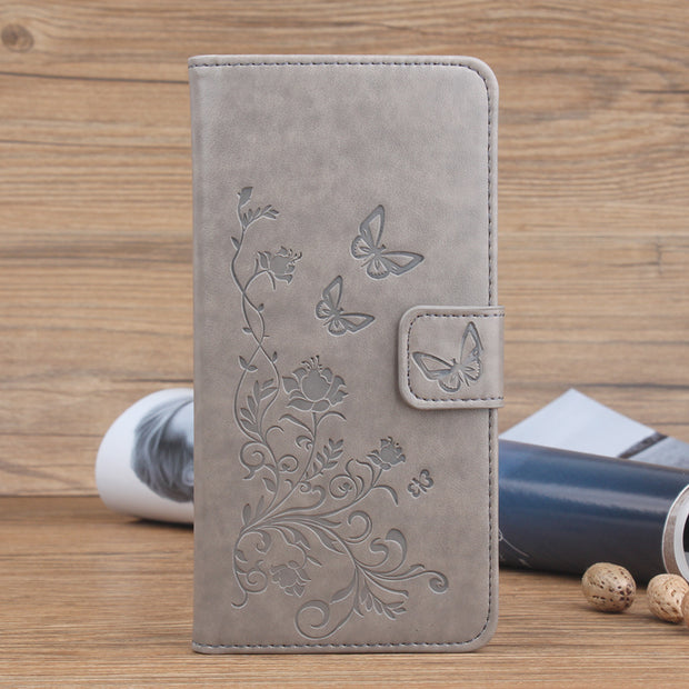 Phone Cover For Asus Zenfone 3S Max ZC521TL Flip Luxury Leather Wallet Phone Bag Case Mobile Phone Holster For Asus Z525 Case