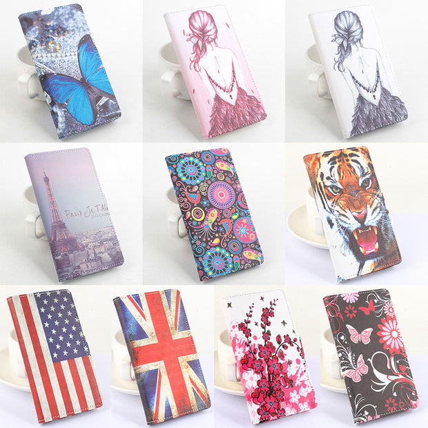 Phone Leather Case For Umi Fair Wallet Leather Case For Umi Plus Iron Pro DIamond Hammer S Super Rome Z Phone Bag Case
