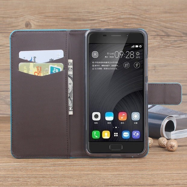 Phone Luxury Leather Case For Asus ZenFone 3 ZE552KL 5.5inch 3S Max ZC521TL Phone Bag Case For Asus Zenfone ZB551K Case