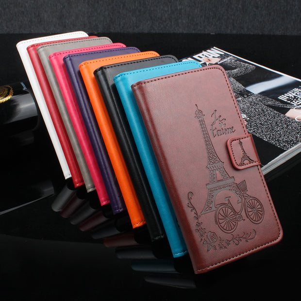 Phone Luxury Leather Case For Asus Zenfone 3S Max ZC521TL Phone Wallet Leather Mobile Phone Cover For Asus Z525 Phone Bags Case