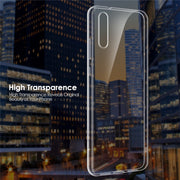 Qosea Phone Case For Huawei P20 Pro Case Ultra Clear Transparent Slim Silicone Soft TPU For Huawei P20 Lite Protective Cover