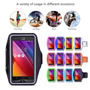 Running Gym Cycling Sport Phone Holder Bag Cover For Asus ZenFone GO TV G550KL G500KL ZC500TG ZB551KL ZC451TG Arm Band Case