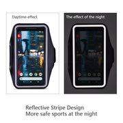 Running Gym Cycling Sport Workout Phone Holder Bag Cover For Google Pixel 3 2 XL 3XL 2XL Nexus 5X 5 6P 6 4 Arm Band Case