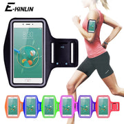Running Gym Cycling Sport Workout Phone Holder Bag Cover For ZTE Nubia N3 N2 M2 N1 Lite Red Magic My Pragye Arm Band Case
