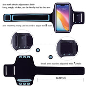 Running Gym Cycling Sport Workout Phone Holder Cover For BBK Vivo Y95 Y91 Y79 Y75s Y75 Y71 Y69 Y67 Y65 Y85 Y83 Y81 Arm Band Case