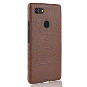 SUBIN New Luxury Case For Google Pixel 3 Walleye Pixel2 XL Crocodile Skin PU Leather Back Cover Phone Protective Case Phonebag