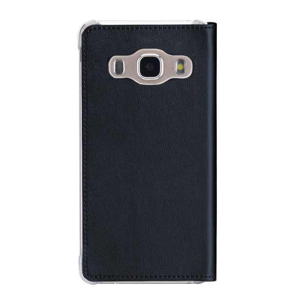 Smart Window View Flip Stand Case For Samsung Galaxy J5 2016 Retro Flip PU Leather Case For Samsung J510