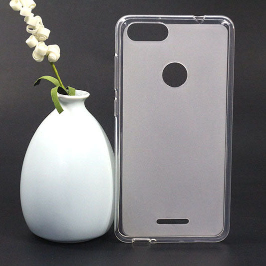 Soft Case For BQ-5204 Strike Selfie Cases Black White Tpu Back Cover Sheer For BQ 5204 BQ5204 5.2 Inch Back Cover Capa Fundas
