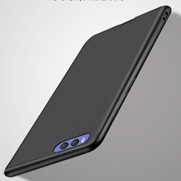Soft Silicone Case For Xiaomi Mi 6 M6 Luxury Slim Frosted Protective Back Cover For Xiaomi Mi6 Full Cover Phone Shell Housing