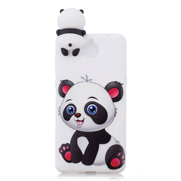 coque silicone 3d huawei y6 2017