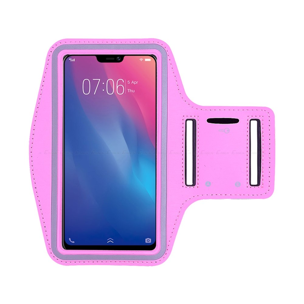 Sport Workout Running Cycling Cover Phone Bag For BBK Vivo V11i V11 Pro V5  V5s V7 Plus Lite V9 Youth V3 Max Z1 Z1i Arm Band Case
