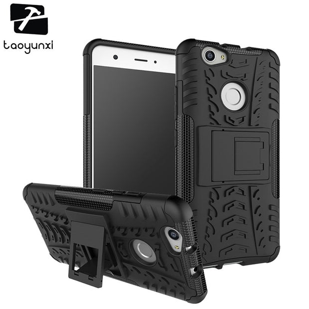 TAOYUNXI Cases For Huawei Nova Cover CAN-L12 CAN-L11 CAN-L01 CAN-L02 CAN-L03 Bags PC TPU 2 In 1 Skin Shell Holster Bags