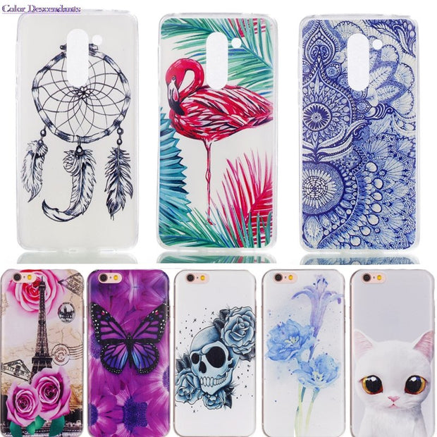 TPU Case For Huawei Honor 6X 6 X Silicone Cases Cover For Huawei Honor 6X X6 BLN-L21 BLN-L22 BLN-L24 Coque Phone Bags Honor6X