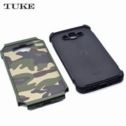TUKE For Samsung Galaxy J2 2016 Case Hard Plastic Cover Silicone Phone Case For Samsung J 2 2016 J210 J210F J210G SM-J210F Capa