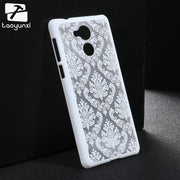 Taoyunxi Phone Case For Huawei Enjoy 6S Honor 6C NOVA Smart Honor6C Cover Vintage Flower Plastic For Huawei Honor 6C Bag Shell