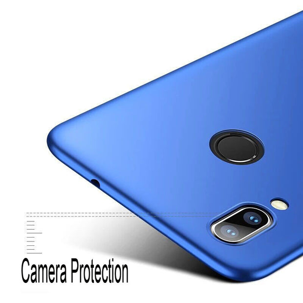 Thin PC Hard Case For Huawei Honor Note 10 Frosted Plastic Full Protection Matte Cover For Huawei Honor View 10 Smartphone Cover