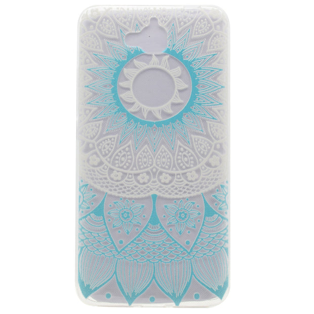 cf8059ac94 Transparent TPU Cover For Huawei Y6 Pro 5.0