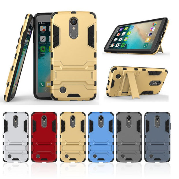 UVR Case For LG K8 2017 Case MS210 Luxury US Version Plastic Back Armor Cover Mobile Phone Bags Cases For LG K8 2017 Cover