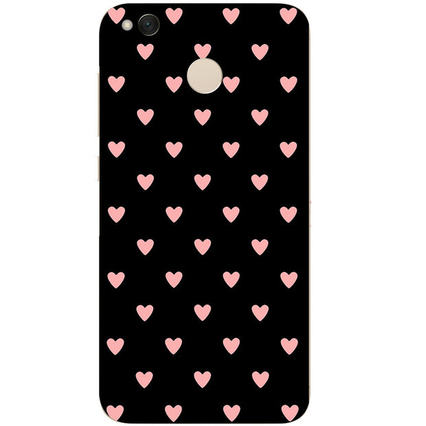 Ultra Thin Heart Durable Soft Luxury Phone Case For Xiaomi Redmi 3 3S 4A 4X 4 4S Mi A1 Mi 5X Note 3 4 4X 5A Case Back Cover