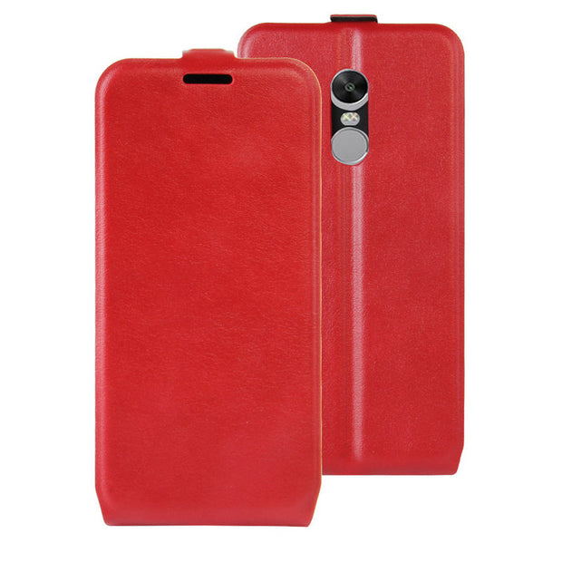 WIERSS Luxury Flip Leather Case For Xiaomi Redmi Note 4X 16G 32GB 64GB Case Retro Wallet Leather Cover Cases Fundas Coque Etui>
