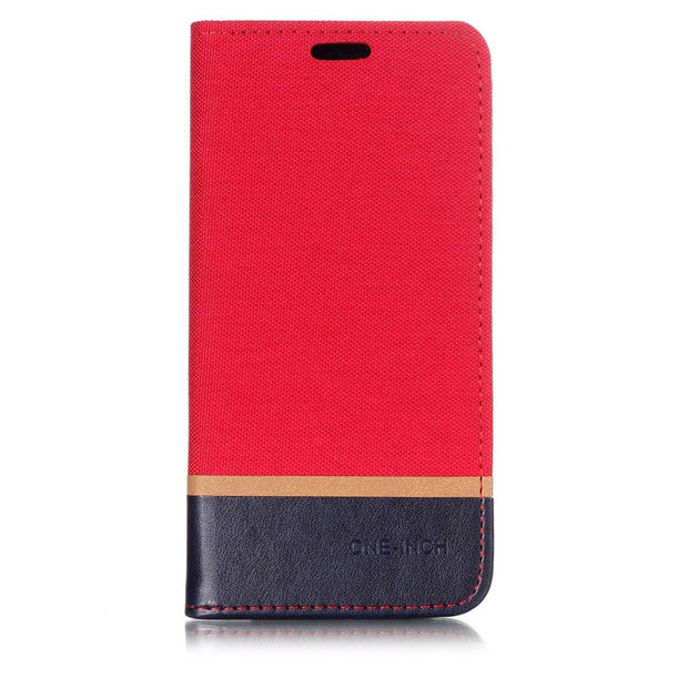 Wallet Case For Asus ZenFone 4s Max Plus M1 X018DC ZB570TL Filp Cover Splice Color PU Leather Mobile Phone Bags Latest Fashion