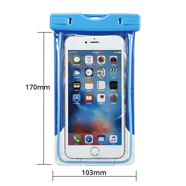 Water Proof Bag For LG G4 Stylus G3 G5 G6 Case Pouch Pocket Diving Dry Bag Under Water Phone Cover For LG G4 G4c Beat G5 Fundas