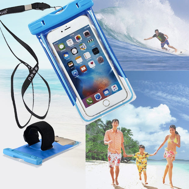 Waterproof Case For Prestigio Muze A7 C3 D3 A5 E3 Smart Phone Pouch Swimming Diving Dry Bag Underwater Case Covers Muze A7 C3 D3