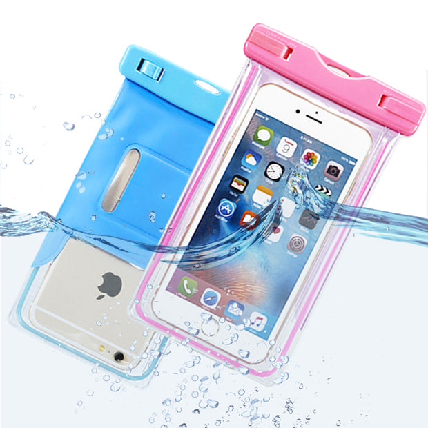 newest 0da22 55459 Waterproof Case For Samsung Galaxy S7 S6 S4 S3 S5 Neo Mini Prime Duos  Underwater Case Cover Swimming Dry Bag For Samsung J 7 Neo