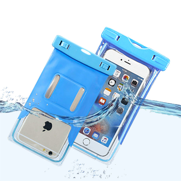 new styles 69617 8b7d1 Waterproof Clear Case For Samsung Galaxy J3 2016 S7 S6 S4 J7 J1 J5 A5 A3  2016 Note 9 8 3 4 5 Mobile Phone Underwater Pouch Cover