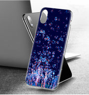 YAETEE Glitter Sparkle Glow Just Printing Silicone Case Cover Hull Shell For Apple IPhone 7 8 6 6s Plus X 5 5S SE 5C